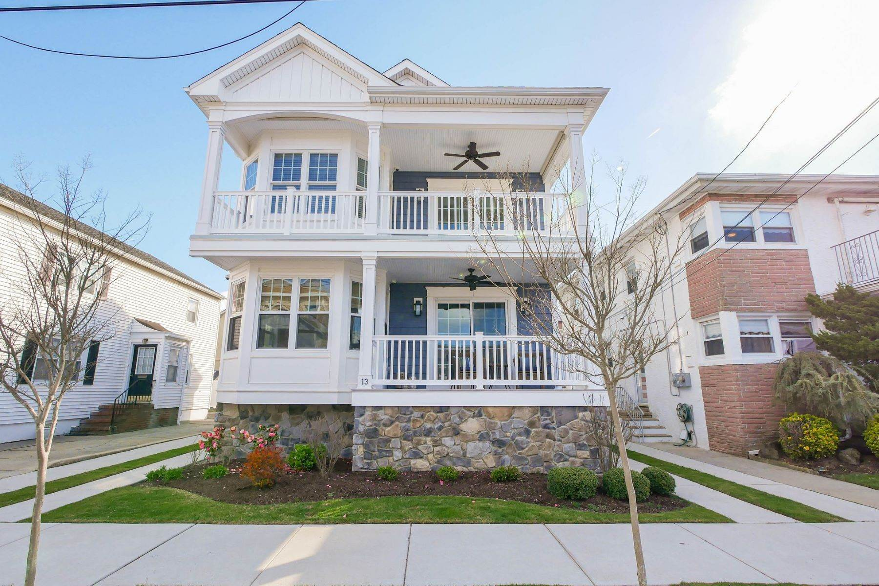 Condominiums for Sale at 13 S Gladstone Avenue Margate, New Jersey 08402 United States