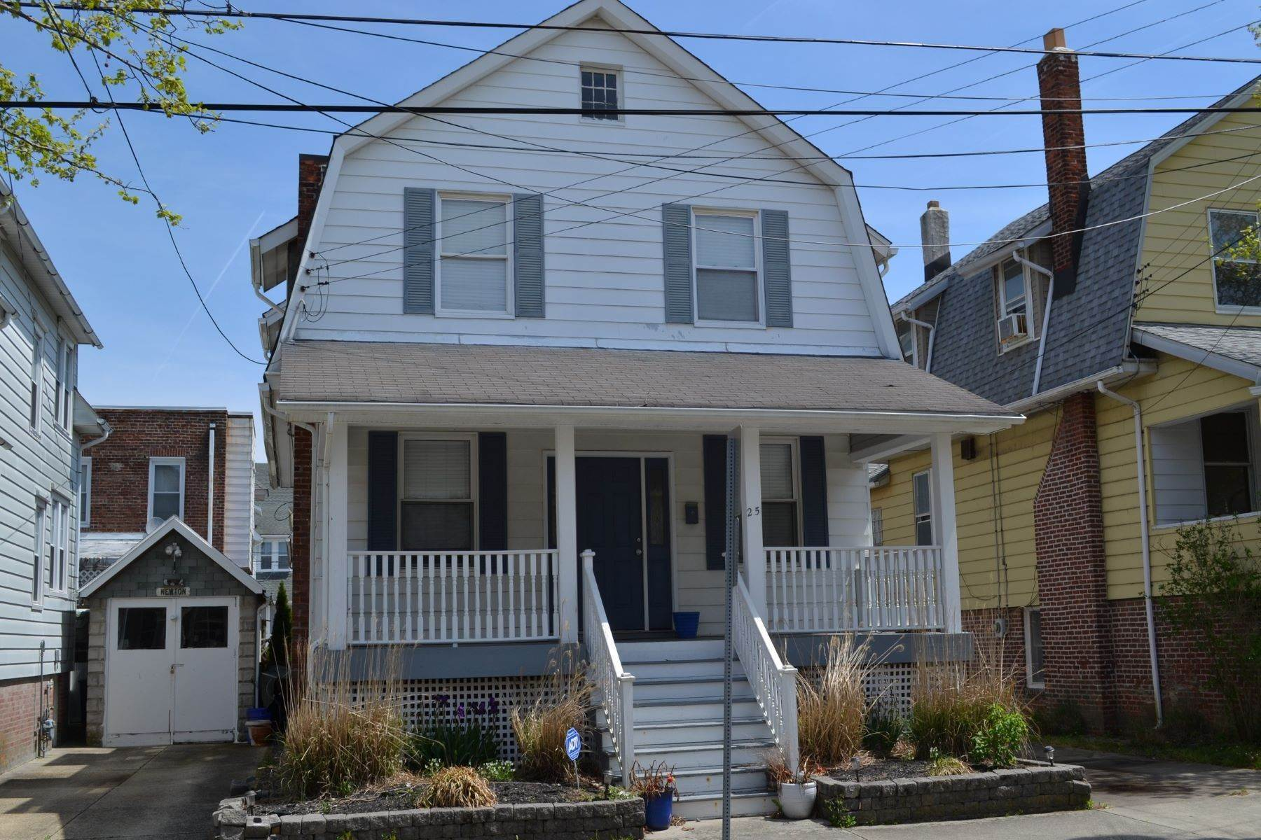 Single Family Homes à 25 N Newton Ave, Full Summer Atlantic City, New Jersey 08401 États-Unis