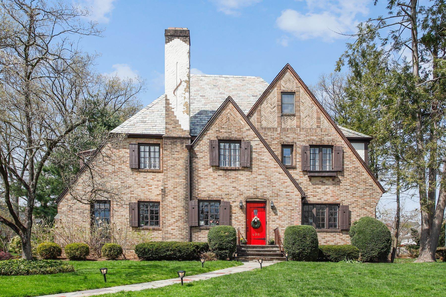 Other Residential Homes for Sale at Perfect Tudor 496 Ridgewood Ave Glen Ridge, New Jersey 07028 United States