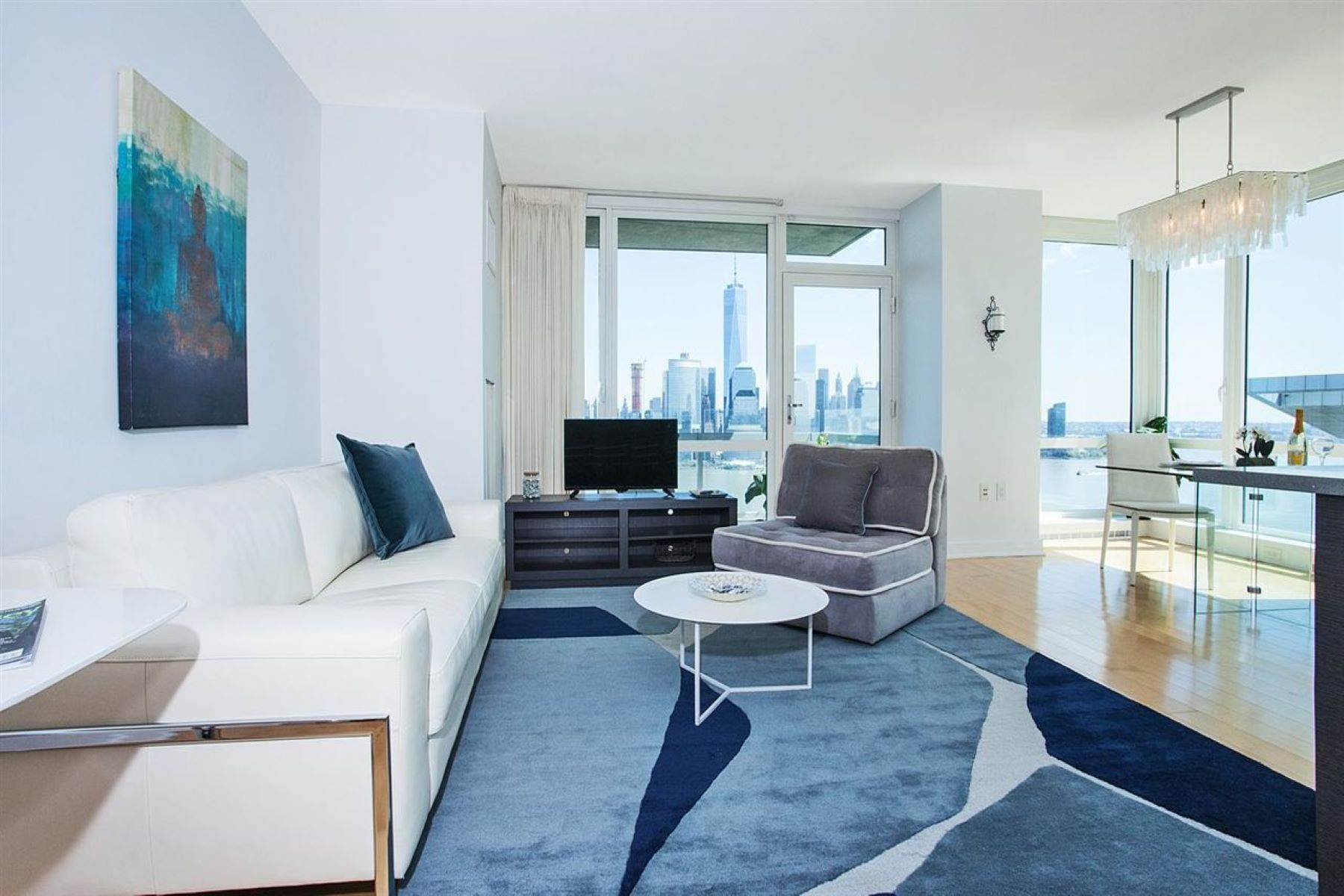 Condominiums at Welcome to unparalleled luxury at Crystal Point. 2 2nd Street, #3105 Jersey City, New Jersey 07302 United States