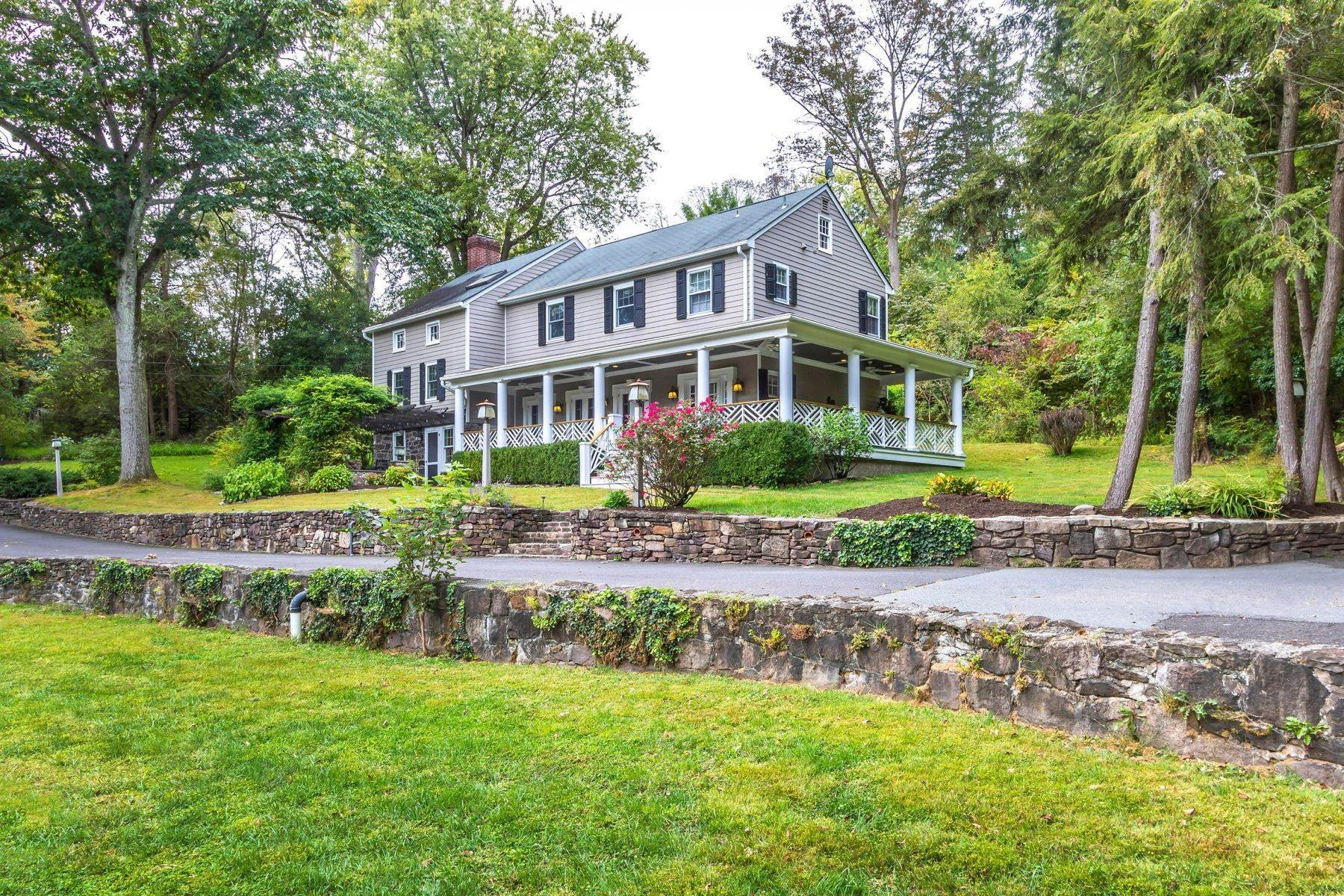 Single Family Homes for Sale at 16 MILL RD Lambertville, New Jersey 08530 United States
