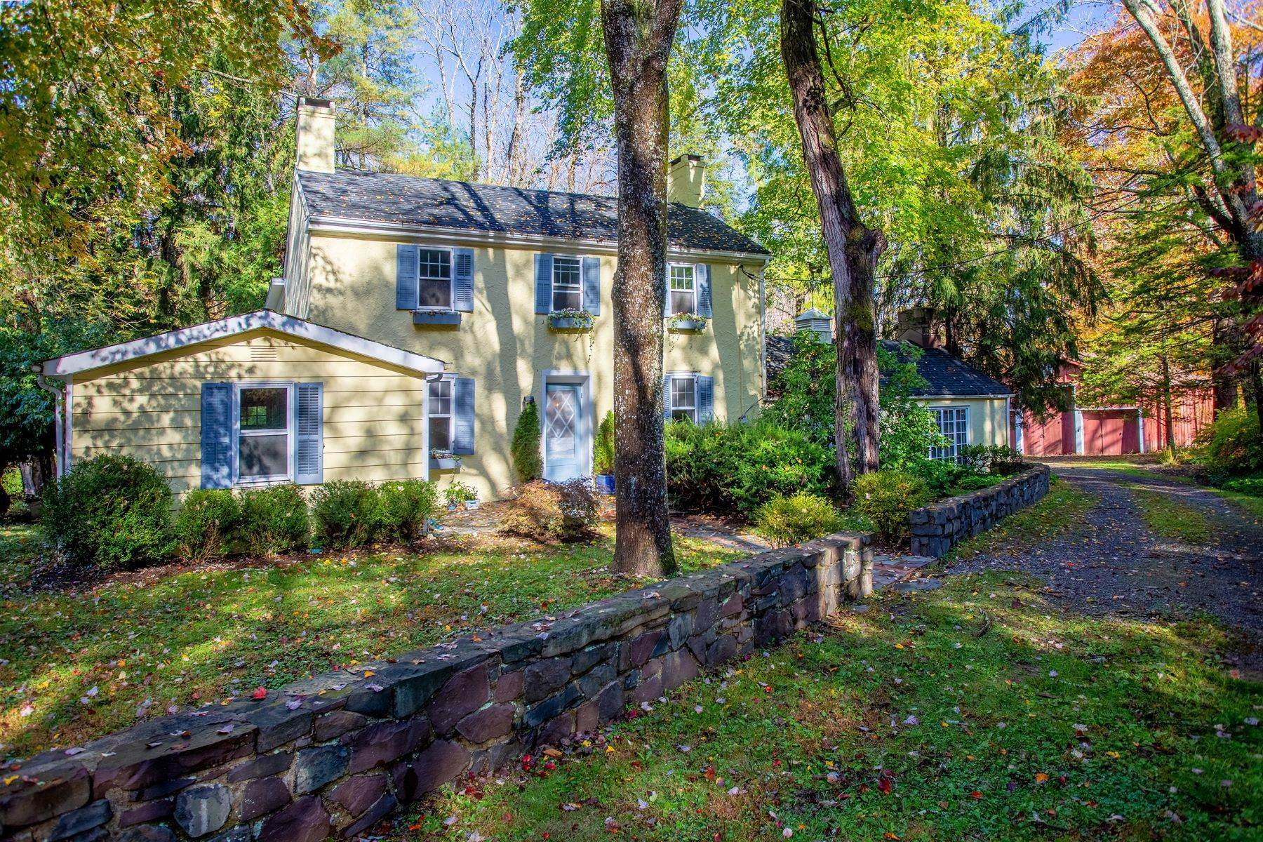 Single Family Homes for Sale at 34 MILL RD Lambertville, New Jersey 08530 United States