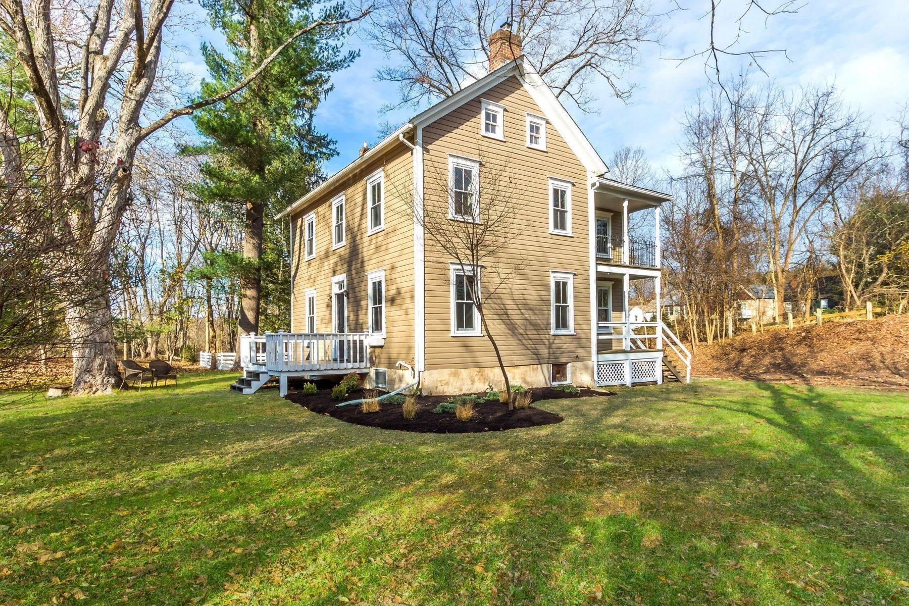 Single Family Homes for Sale at 1 ELM STREET Lambertville, New Jersey 08530 United States