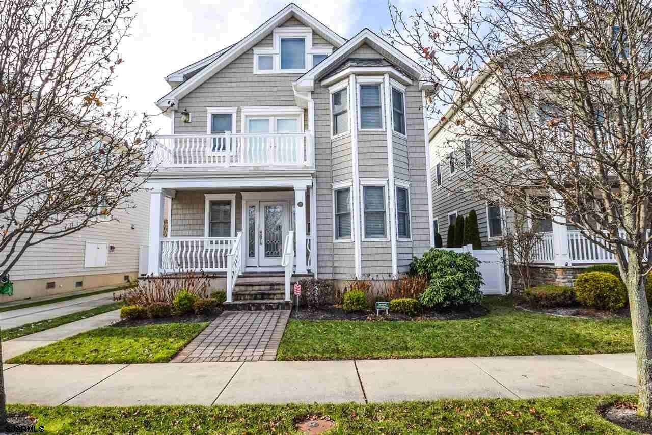 Single Family Homes at 18 N Brunswick Ave Margate City Margate, New Jersey 08402 United States