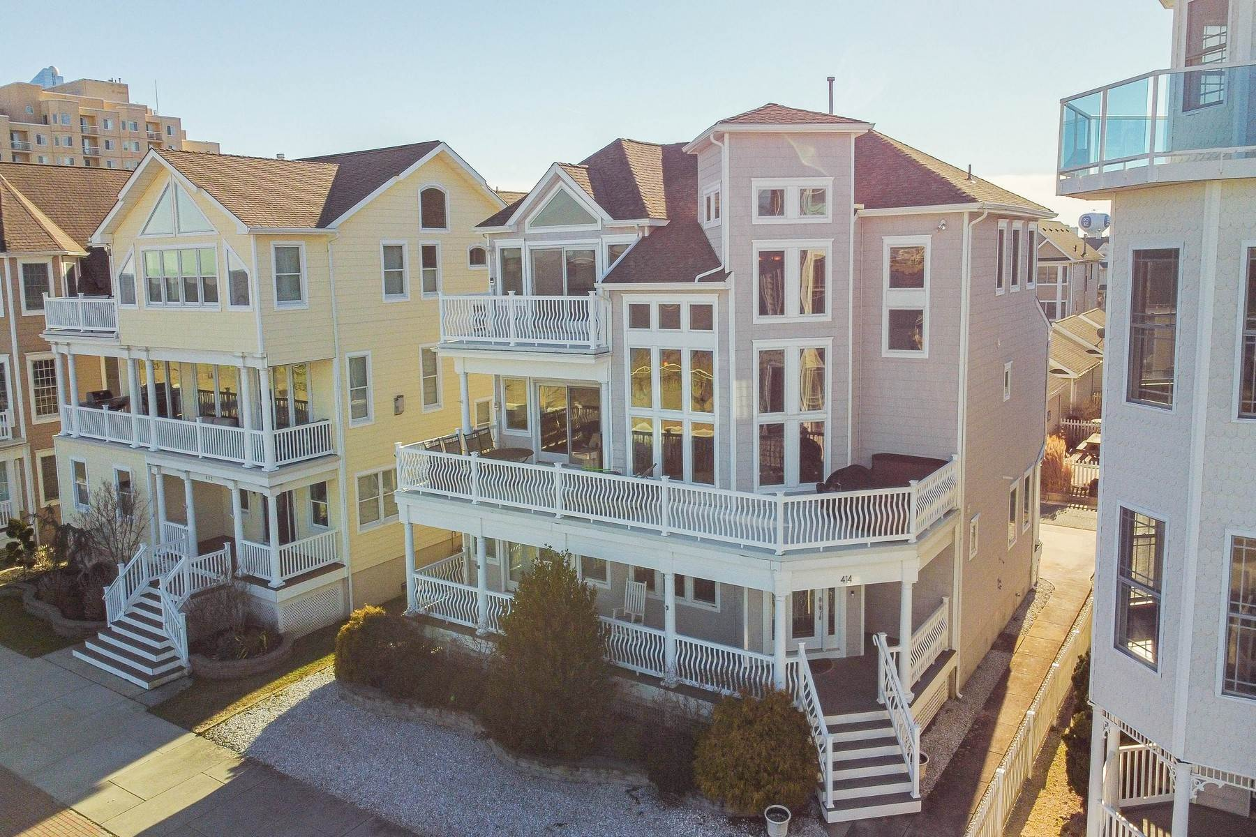 2. Single Family Homes for Sale at 414 N Maine Ave Atlantic City, New Jersey 08401 United States